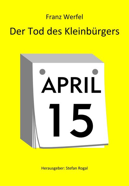Der Tod des Kleimnbürhgers PDF Kostenloser Download