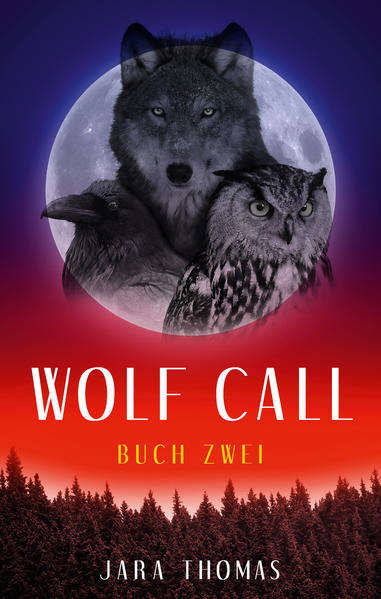 WOLF CALL - Coverbild