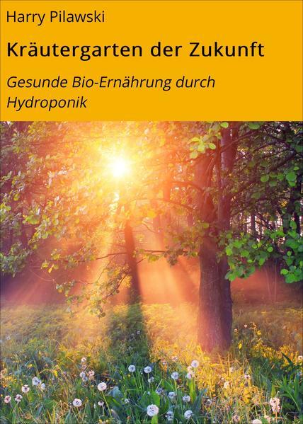 Kräutergarten der Zukunft - Coverbild