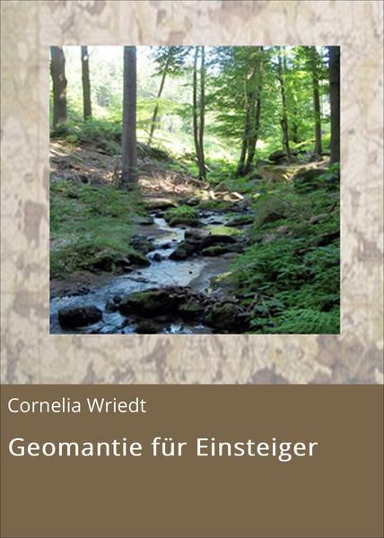 Geomantie für Einsteiger - Coverbild