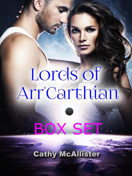 Lords of Arr'Carthian Box Set - Coverbild