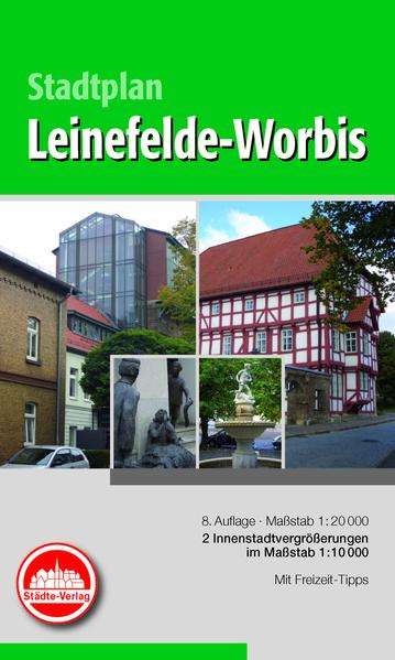 Leinefelde-Worbis - Coverbild