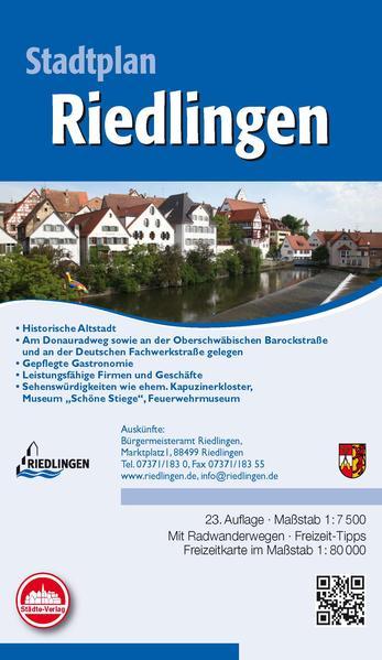 Riedlingen - Coverbild