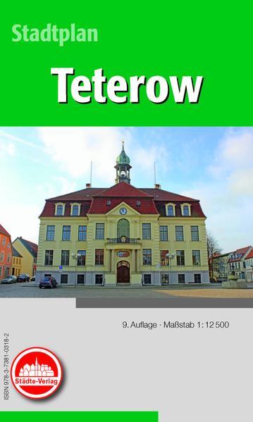 Teterow - Coverbild