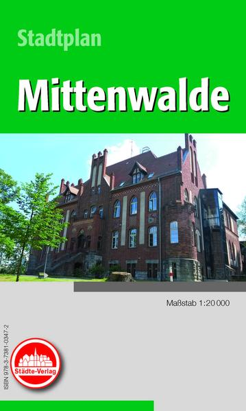 Mittenwalde - Coverbild