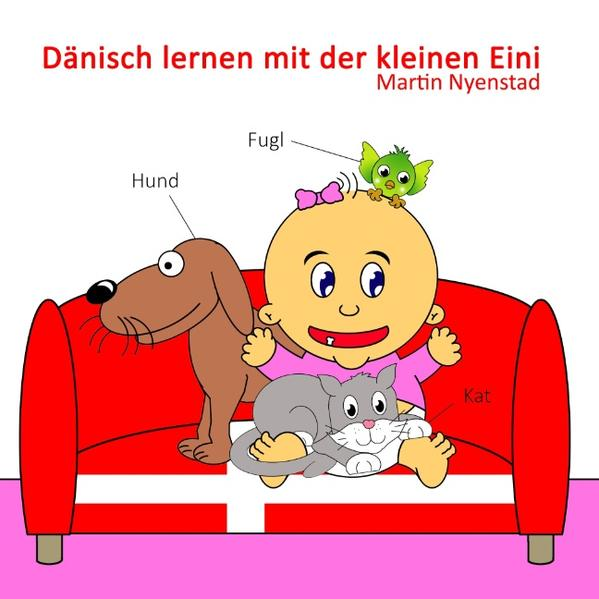 Dänisch lernen mit der kleinen Eini - Coverbild