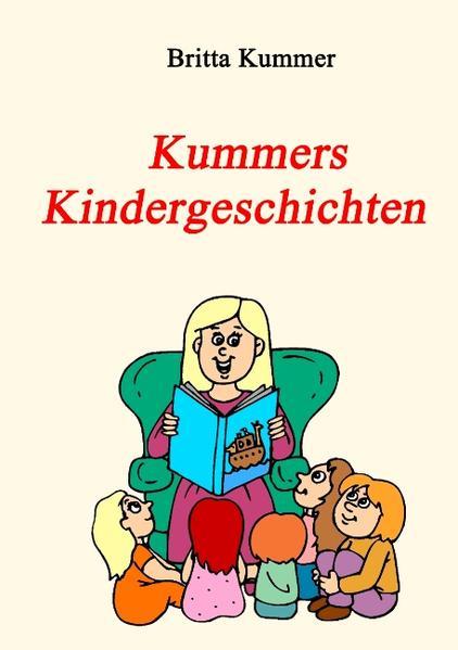 Kummers Kindergeschichten - Coverbild