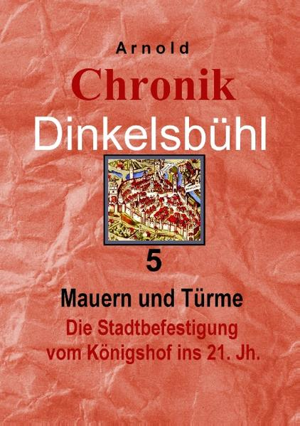 Chronik Dinkelsbühl 5 - Coverbild