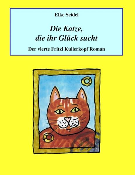 Die Katze, die ihr Glück sucht - Coverbild