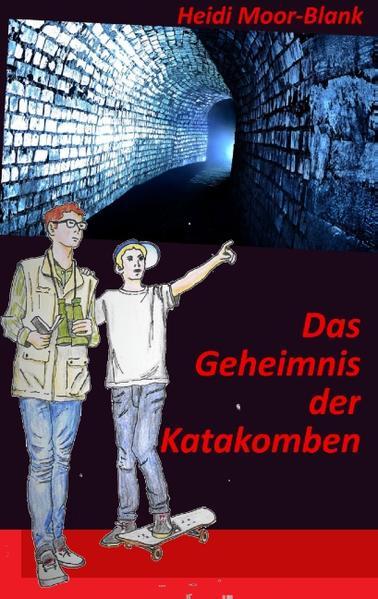 Das Geheimnis der Katakomben - Coverbild