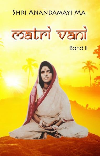 Matri Vani, Band II - Coverbild