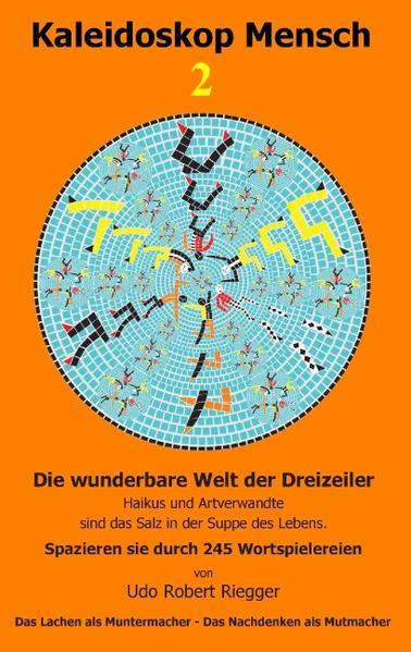Kaleidoskop Mensch 2 - Coverbild