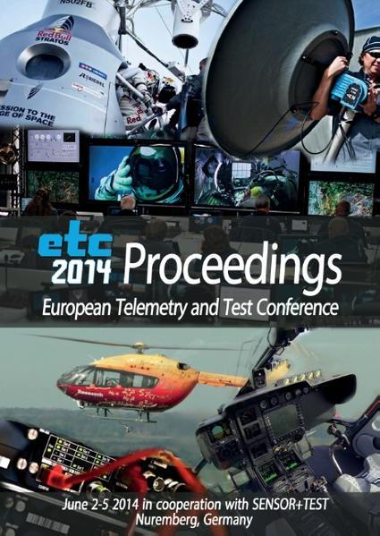 Proceedings etc2014 - Coverbild