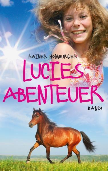 Lucies Abenteuer - Coverbild