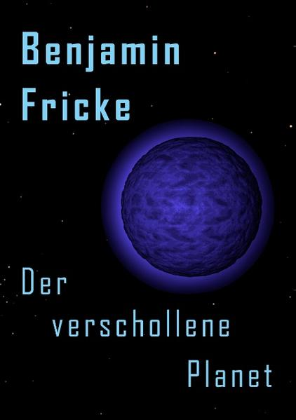 Der verschollene Planet - Coverbild