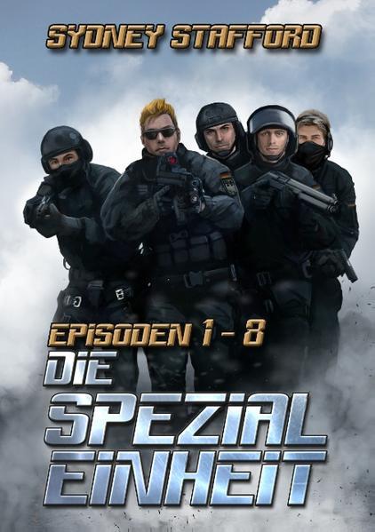 Die Spezialeinheit - Coverbild