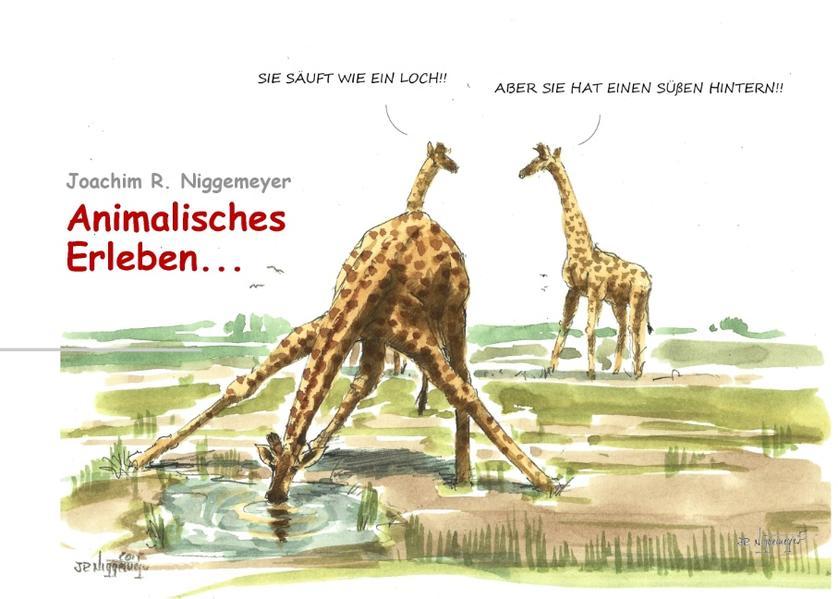 Animalisches Erleben... - Coverbild