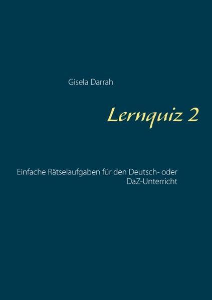 Lernquiz 2 - Coverbild