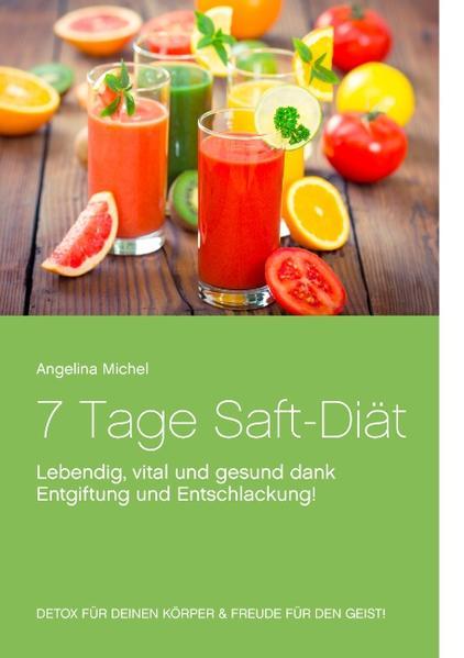 7 Tage Saft-Diät - Coverbild