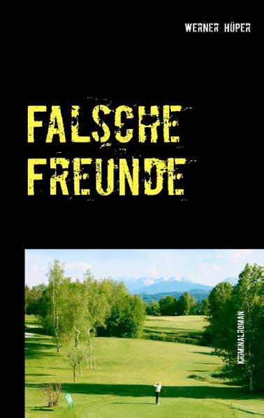 Falsche Freunde - Coverbild