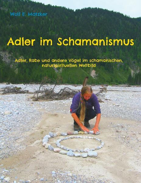 Adler im Schamanismus - Coverbild