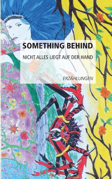Something behind - Coverbild