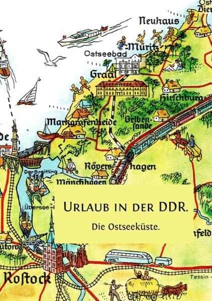 Urlaub in der DDR. - Coverbild