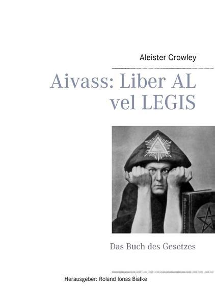 Aivass: Liber Al vel Legis - Coverbild