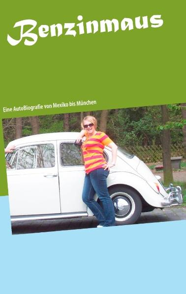 Benzinmaus - Coverbild