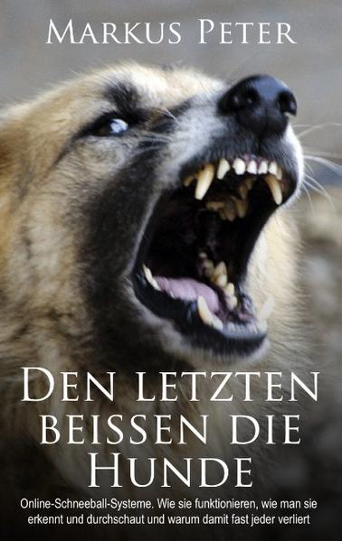 Den letzten beissen die Hunde - Coverbild