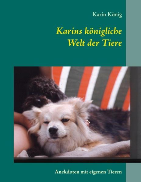 Karins königliche Welt der Tiere - Coverbild