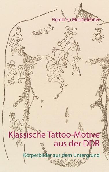 Klassische Tattoo-Motive aus der DDR - Coverbild