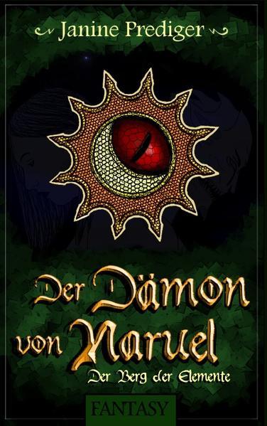 Der Dämon von Naruel - Coverbild