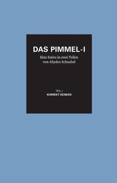 Das Pimmel-I - Band 1 - Coverbild