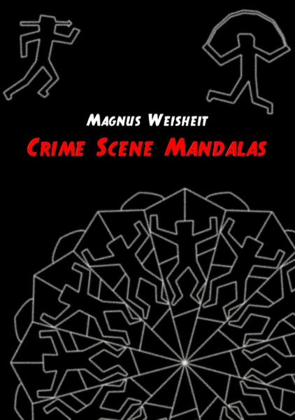 Crime Scene Mandalas - Coverbild