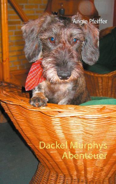 Dackel Murphys Abenteuer - Coverbild