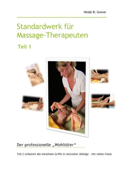 Standardwerk für Massage-Therapeuten Teil 1 - Coverbild