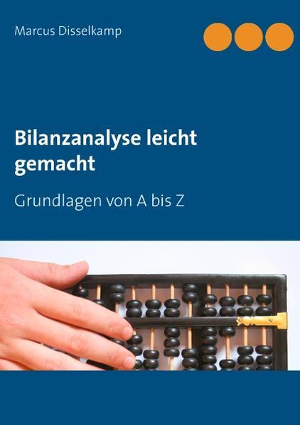 Bilanzanalyse leicht gemacht - Coverbild