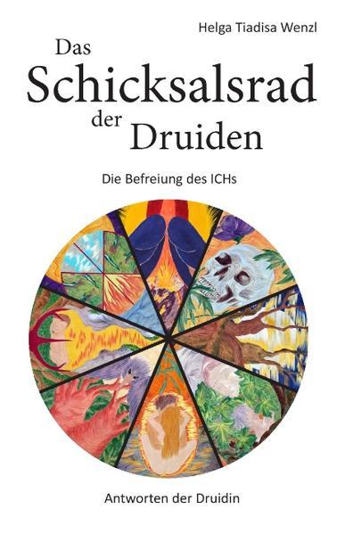Das Schicksalsrad der Druiden - Coverbild