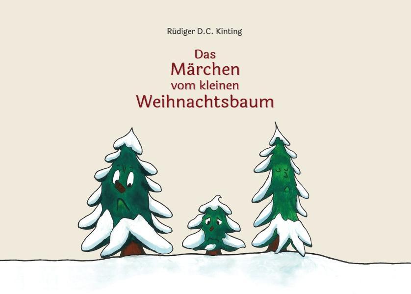Das Märchen vom kleinen Weihnachtsbaum - Coverbild