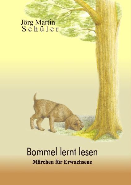 Bommel lernt lesen - Coverbild
