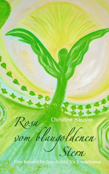 Rosa vom blaugoldenen Stern - Coverbild