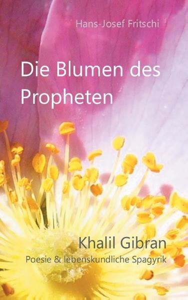 Die Blumen des Propheten - Coverbild