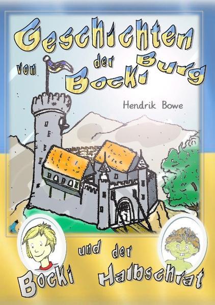 Geschichten von der Bockiburg - Coverbild
