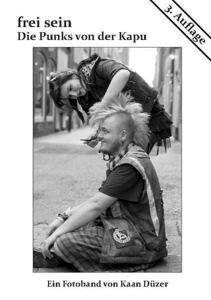 frei sein - Das andere Leben in Düsseldorf - Coverbild