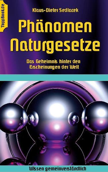 Phänomen Naturgesetze - Coverbild