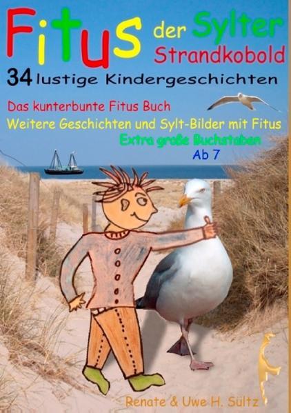Fitus, der Sylter Strandkobold - Coverbild