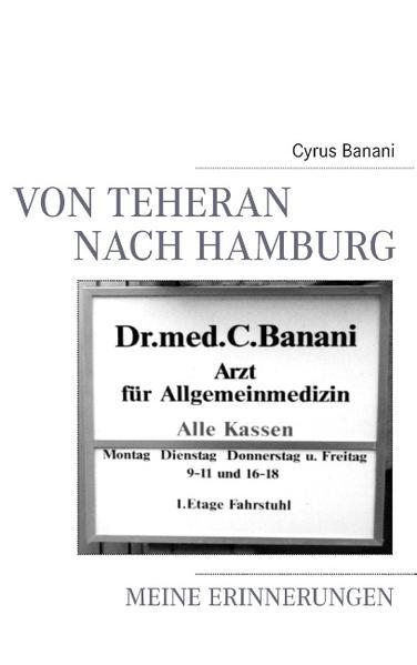 Von Teheran nach Hamburg - Coverbild