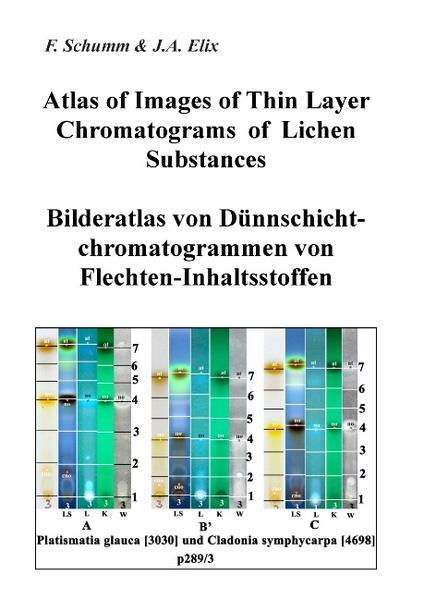Atlas of Images of Thin Layer Chromatograms - Coverbild