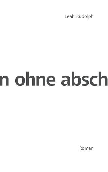 Ohne Abschied - Coverbild